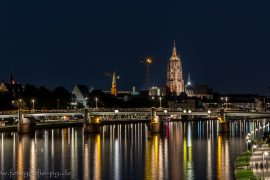 Frankfurt @ Night / III