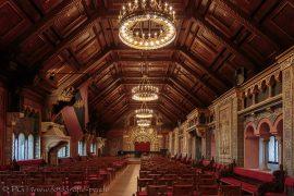 Sängersaal in der Wartburg