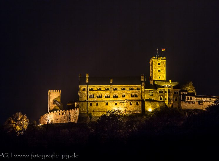 Wartburg @ Night
