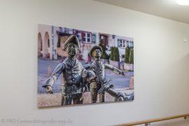 Fotos im Seniorenheim / Flur 2