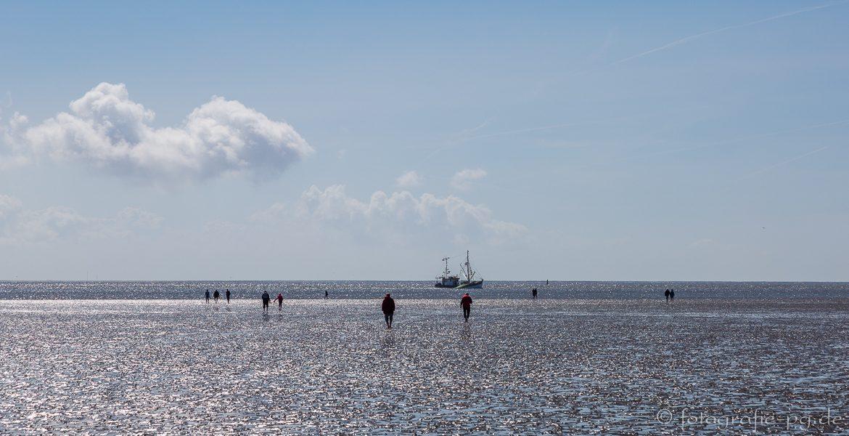 Wattenmeer-Verkehr
