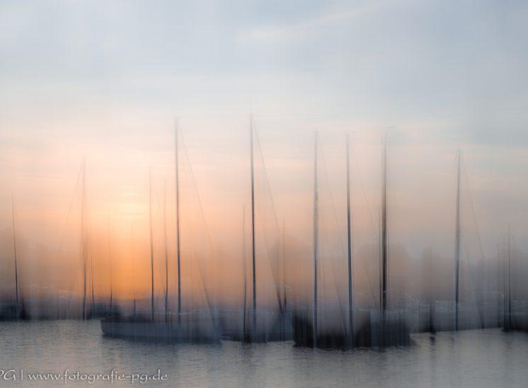 Yachthafen-Romantik