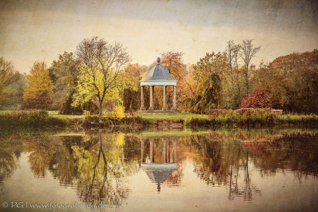 Pavillon im Richmond-Park
